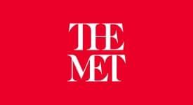 紐約大都會藝術博物館啟用新LOGO