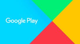 你發現了嗎?Google Play換了新Logo