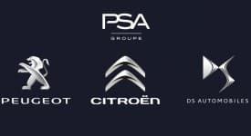 """歐洲第二大汽車製造商PSA標緻雪鐵龍更名爲""""PSA集團""""並啓用新LOGO"""