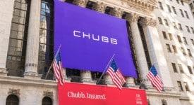 全球最大保險公司 丘博保險(Chubb)更換新LOGO