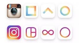 知名圖片分享平台Instagram更換新LOGO