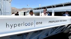 超迴路列車(Hyperloop One)調整品牌LOGO