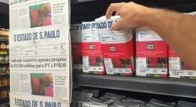 為證明咖啡新鮮,他們把每日的頭條新聞印在了包裝上