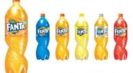果汁汽水界老大 – 芬達汽水(Fanta)更換全新的LOGO和包裝