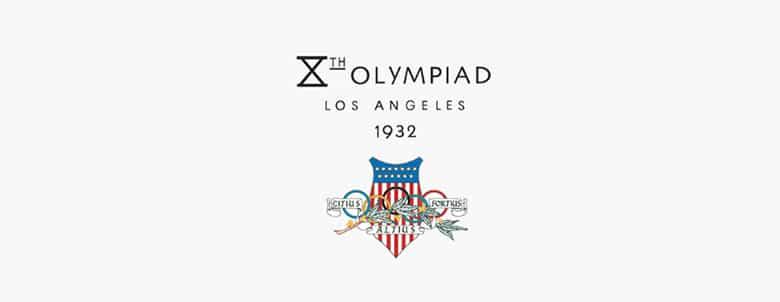 03-1932年-洛杉磯夏季奧運會