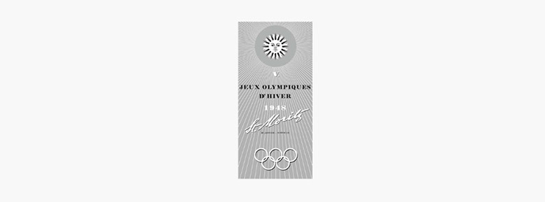 06-1948年-聖莫裡茨冬季奧運會