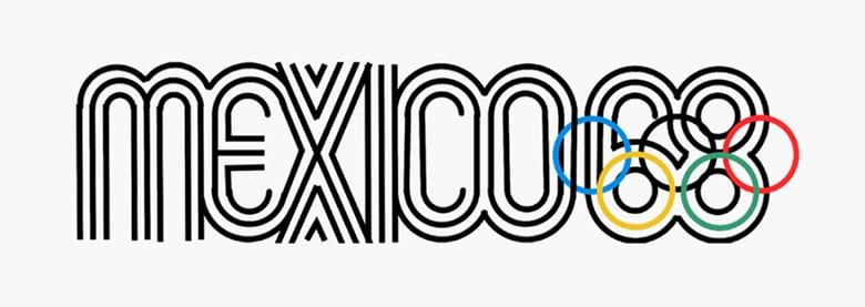 17-1968年-墨西哥夏季奧運會