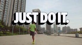 看完Nike的奧運收官之作,我立刻跳起來下樓跑了兩圈