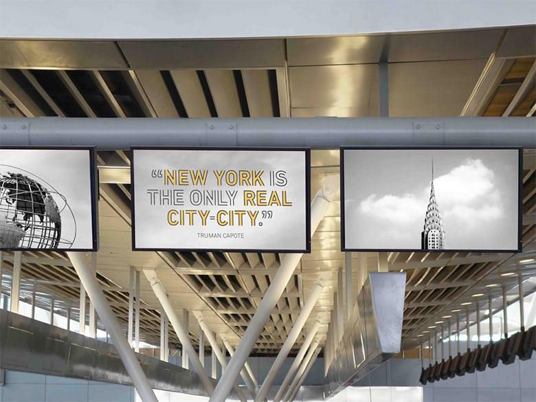 約翰·肯尼迪國際機場啟用新LOGO_07