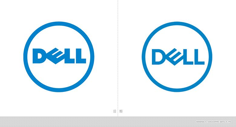 """戴爾集團(Dell)重塑品牌形像,推出""""瘦身""""新LOGO_02"""