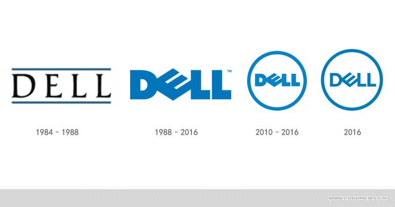 """戴爾集團(Dell)重塑品牌形像,推出""""瘦身""""新LOGO_04"""