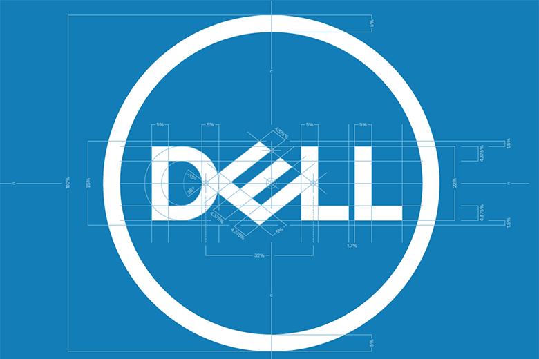 """戴爾集團(Dell)重塑品牌形像,推出""""瘦身""""新LOGO_05"""