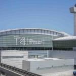 世界最大機場之一的美國紐約約翰·甘迺迪國際機場啟用新LOGO