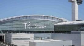 世界最大机场之一的美国纽约约翰·甘迺迪国际机场启用新LOGO