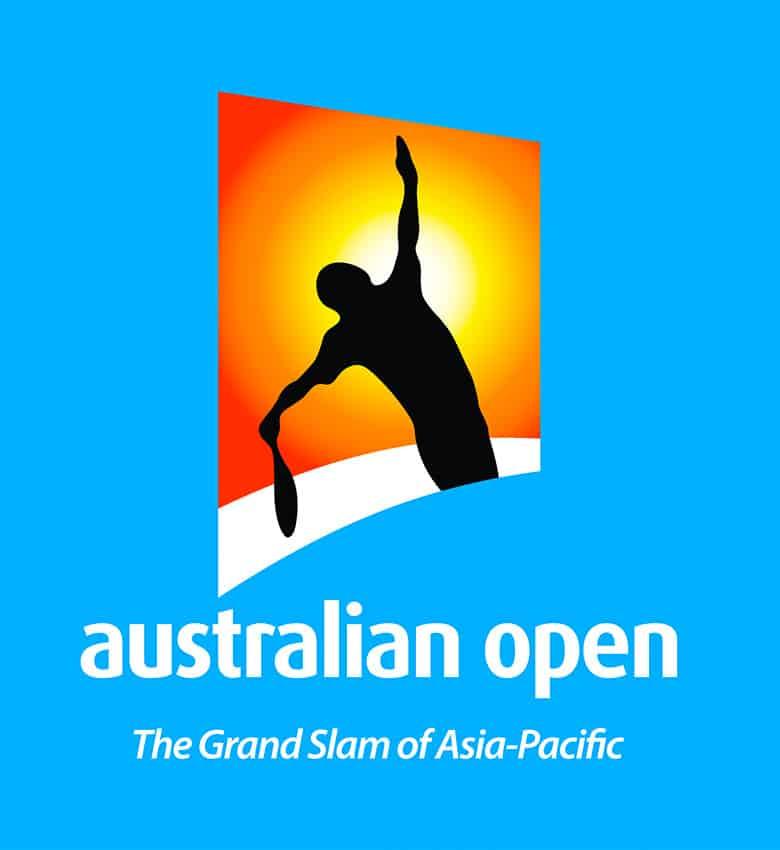 澳网旧版logo