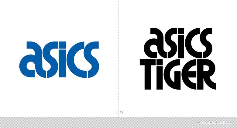 日本運動品牌ASICS-Tiger公布全新品牌LOGO_02