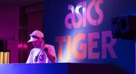 日本运动品牌ASICS亚瑟士发布全新品牌ASICS Tiger及品牌LOGO