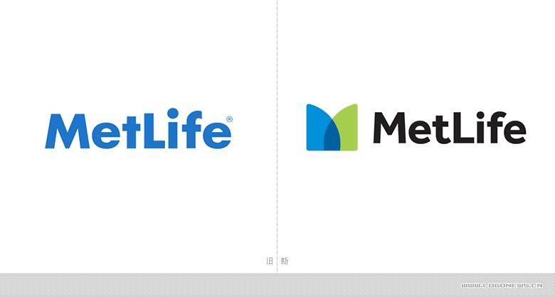 美国大都会人寿保险公司(MetLife)启用新LOGO_02