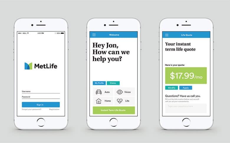 美國大都會人壽保險公司(MetLife)啟用新LOGO_13