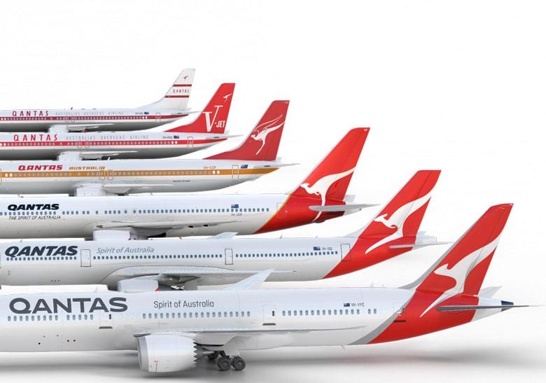 澳洲航空(Qantas)推出全新品牌LOGO_04