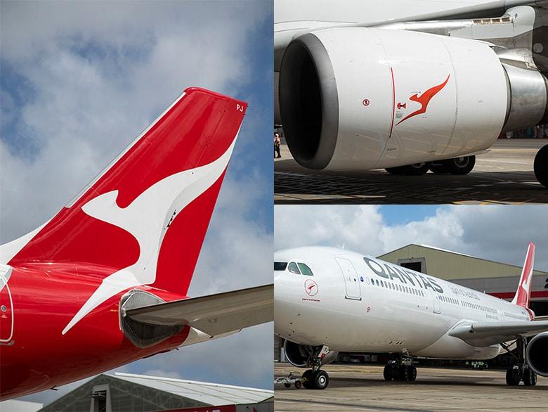 澳洲航空(Qantas)推出全新品牌LOGO_09