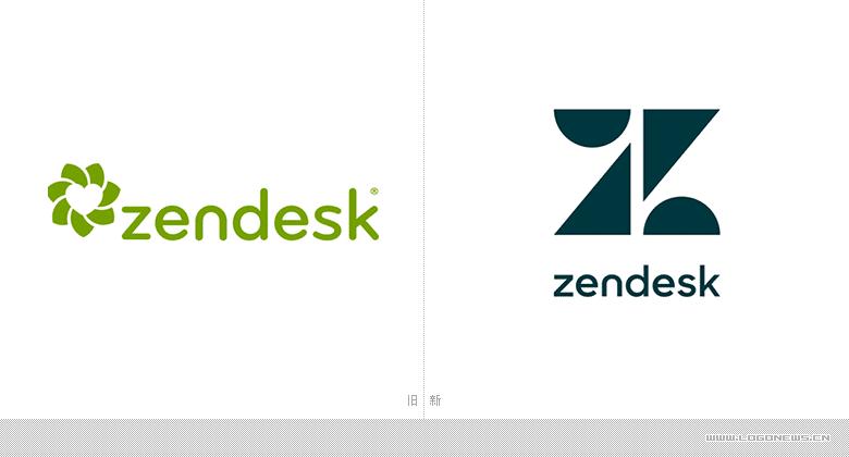 美國軟體開發公司Zendesk更換新LOGO_02