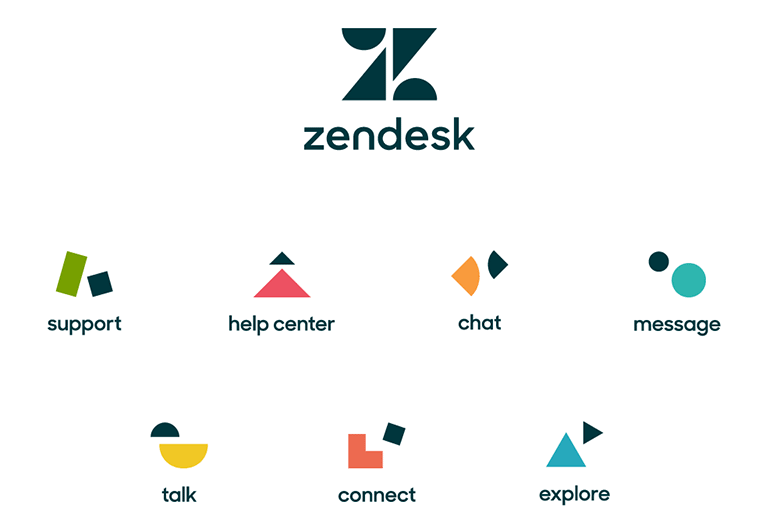 美國軟體開發公司Zendesk更換新LOGO_04