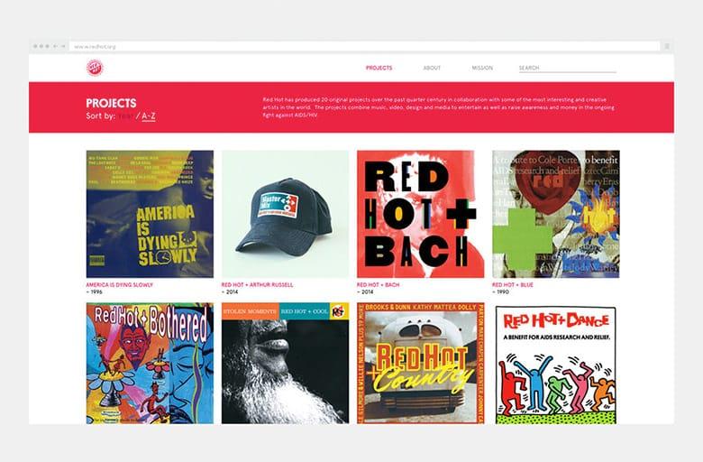 非營利性機構Red-Hot全新的視覺形像設計_11