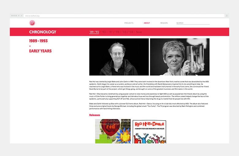 非營利性機構Red-Hot全新的視覺形像設計_12