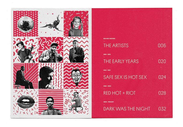 非營利性機構Red-Hot全新的視覺形像設計_15