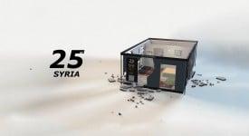 你親眼見過敘利亞難民的房間嗎?IKEA建造了這個 1:1 小屋……