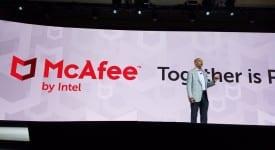 McAfee回来了!Intel拆分网络安全部门并更名换标