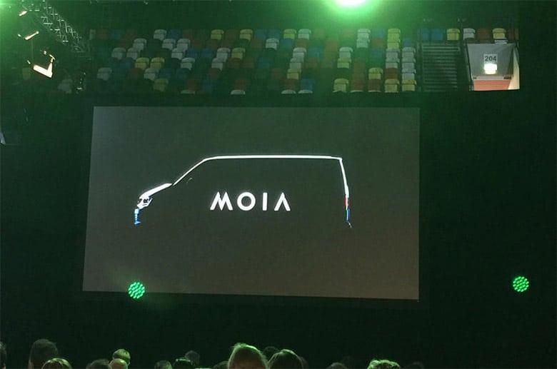 """福斯推出全新汽車服務品牌""""Moia""""-全新標識亮相_04"""