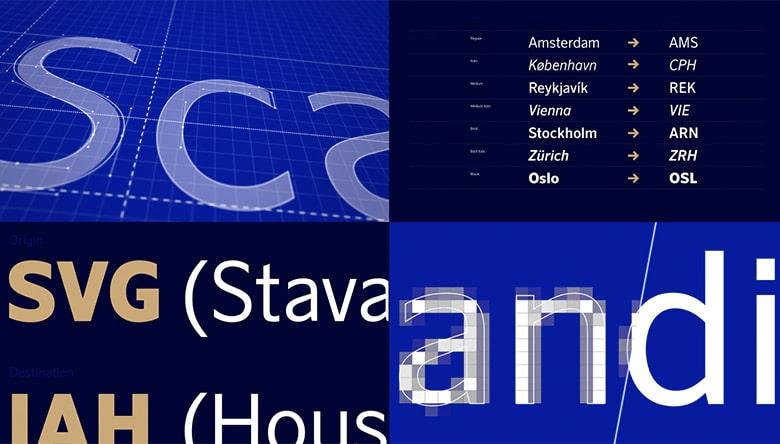 北歐航空(Scandinavian-Airlines)品牌形像升級_05