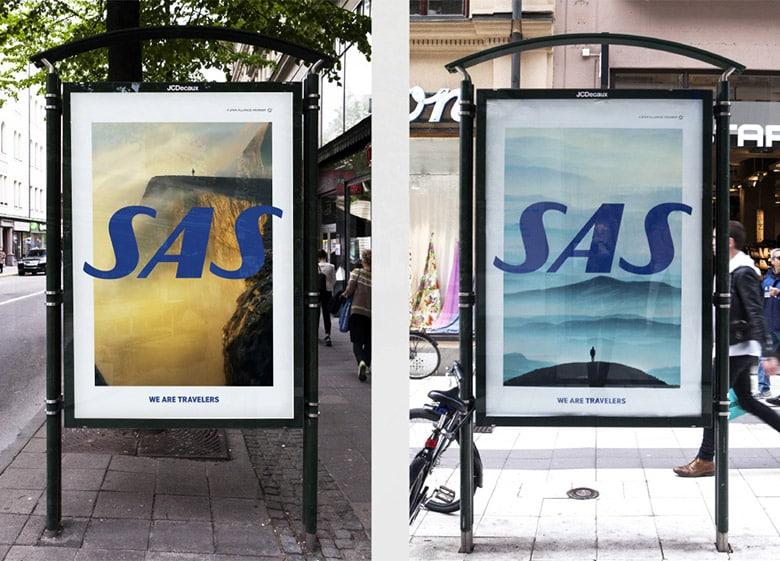 北歐航空(Scandinavian-Airlines)品牌形像升級_16