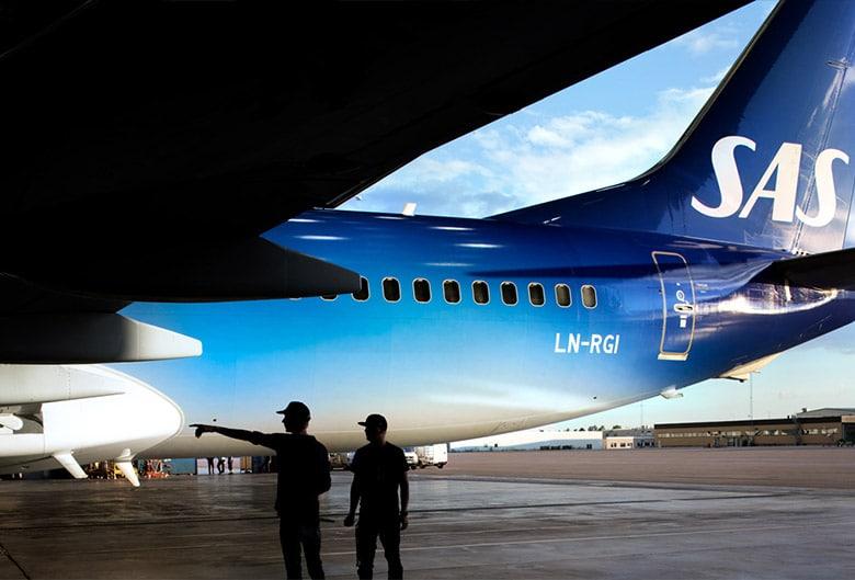 北歐航空(Scandinavian-Airlines)品牌形像升級_27