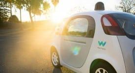 Google發佈自動駕駛汽車品牌Waymo