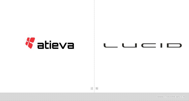 美國電動車公司Atieva更名Lucid Motors並發布新LOGO | 品牌癮-法博思品牌顧問