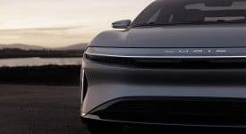 美國電動車公司Atieva更名Lucid Motors並發布新LOGO