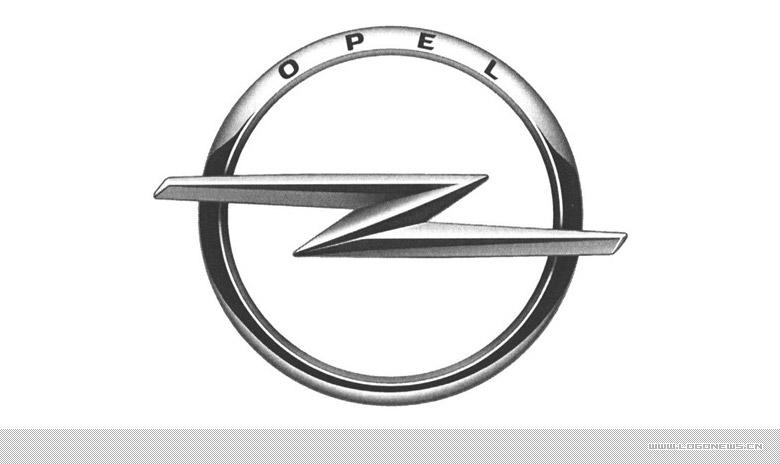 欧宝汽车(opel)微调logo 变的更瘦更苗条图片