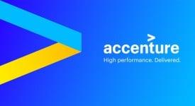 世界最大管理顧問公司埃森哲(Accenture)啟用新LOGO