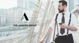 全球最大人力資源集團藝珂(Adecco)啟用集團新LOGO