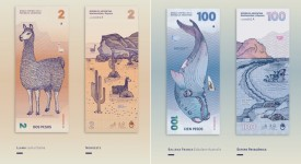 阿根廷新紙鈔設計提案| Beautiful Redesign of the Argentinean Bills