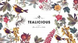 佛羅倫斯Tealicious 茶葉店品牌形象| Tealicious Branding by Alvarez Juan
