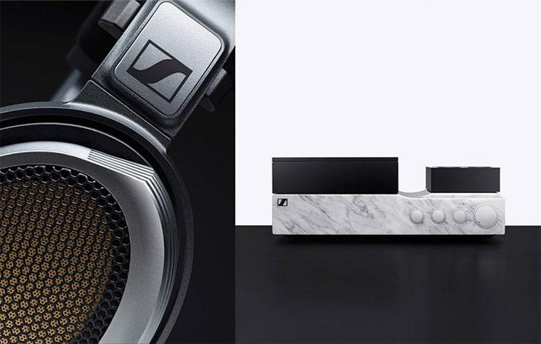 世界著名音频设备品牌 森海塞尔(Sennheiser)微调LOGO