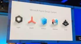 微軟推出全新設計系統Fluent Design System,挑戰Google Material Design