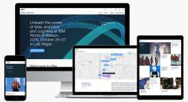 IBM人工智慧平台Watson(華生)品牌形象更新