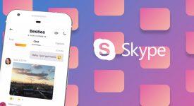 微軟通訊應用軟體Skype大改版的同時還調整了自己的LOGO