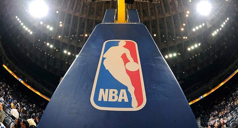 不知你看出來沒有,48年來NBA首次微調自己的LOGO