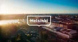 芬蘭首都赫爾辛基(Helsinki)發布全新的城市品牌識別形象